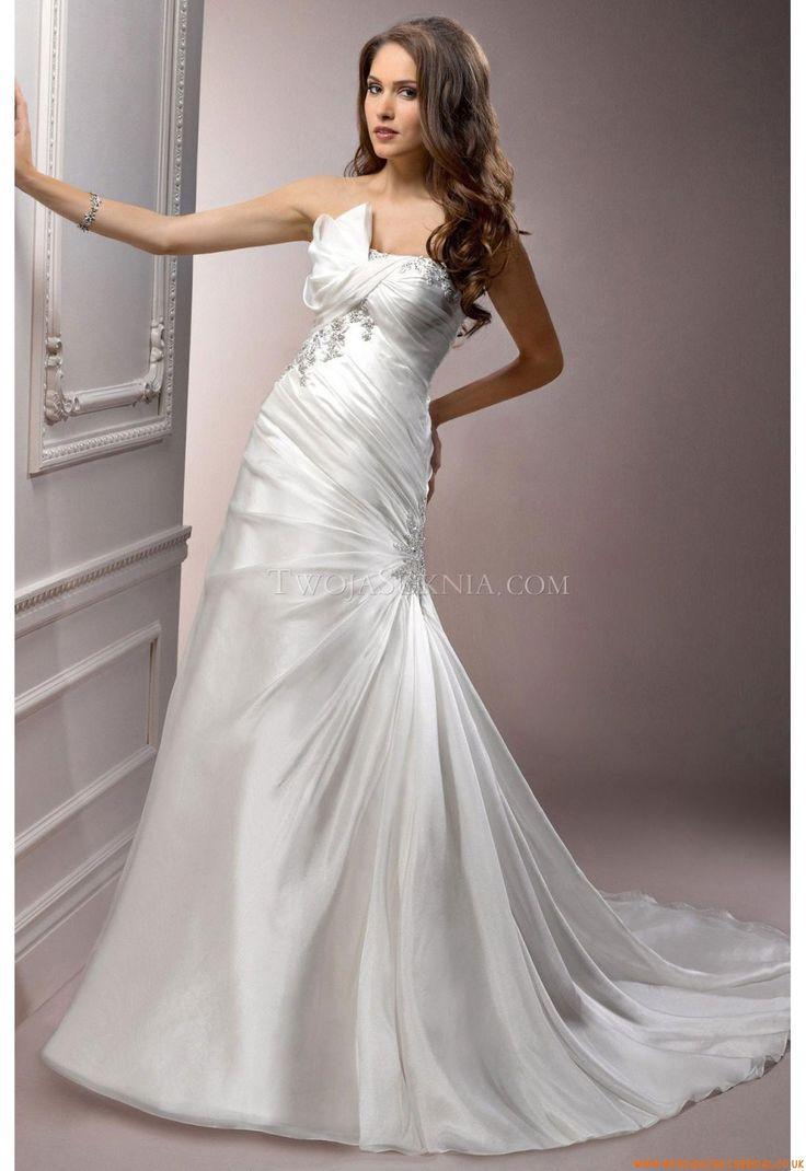 Wedding Dresses Maggie Sottero Carma Symphony