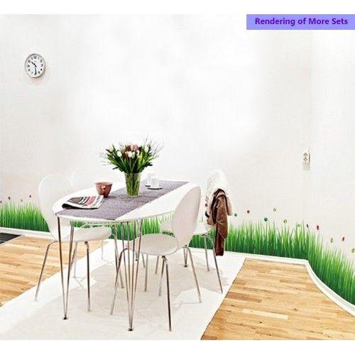 ufengke®-serie-verde-giardino-erbe-verdi-adesivi-murali-camera-da-letto-soggiorno-battiscopa-adesivi-da-parete-removibili-stickers-murali-decorazi-4-500x500.jpg (500×500)