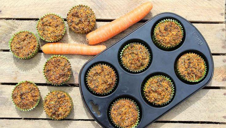 Herzhafte Muffins 😍 - wer braucht da schon die süßen Dinger❔😜