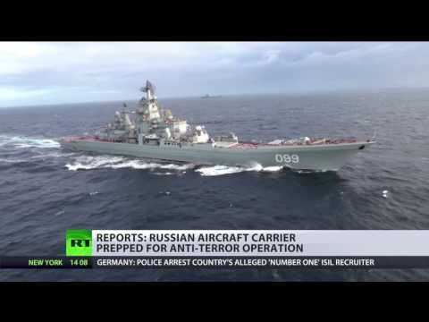 Russian naval group in the Mediterranean ready to launch strikes on mili...