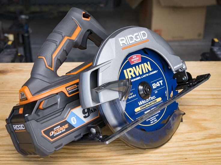Ridgid Brushless Circular Saw Review  The Ridgid Brushless Circular Saw recently competed against 15 other saws in our grand circular saw shootout and here's how it performed!  #ridgidpower #circularsaw #saw #carpentry #powertools  https://www.protoolreviews.com/tools/power/cordless/saws-cordless/ridgid-brushless-circular-saw/32525/