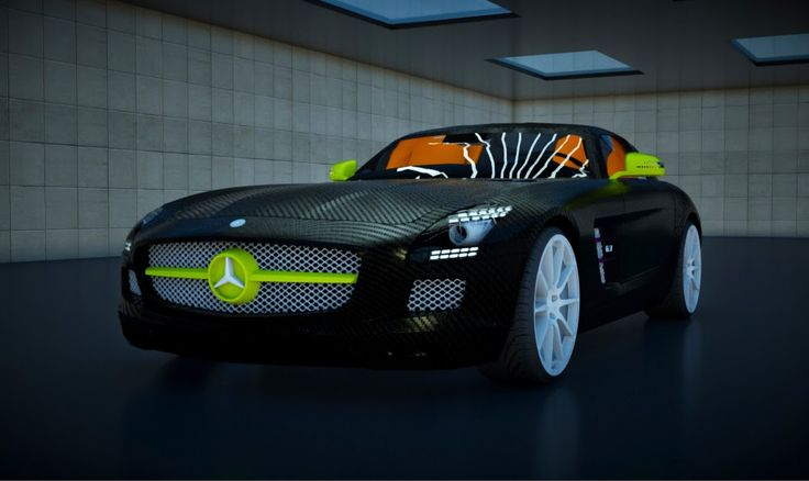 Visual Blender: Octane Render Real-time Rednering Workflow With Nvidia GTX 680