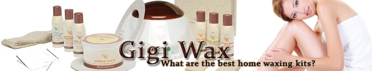 GiGi Microwave Wax