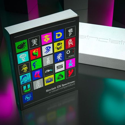 ZX Spectrum: A Visual Compendium Collector's Edition | Get it here: http://www.funstockretro.co.uk/sinclair-zx-spectrum-a-visual-compendium-book-collectors-edition