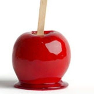 Best ever easy homemade candy apple recipe  Add some cinnamon red hots and skip the red food coloring