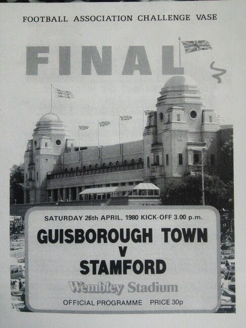 Guisborough town 1980