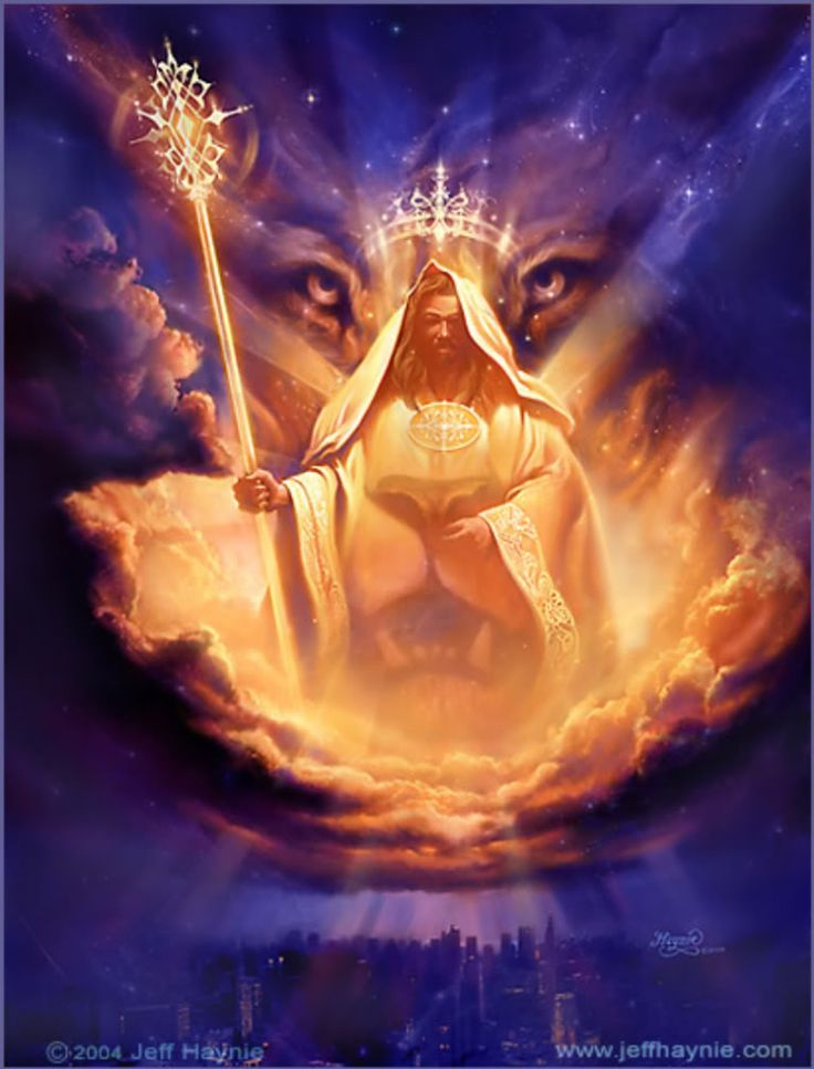 The Lion of the Tribe Of Judah, returning soon.