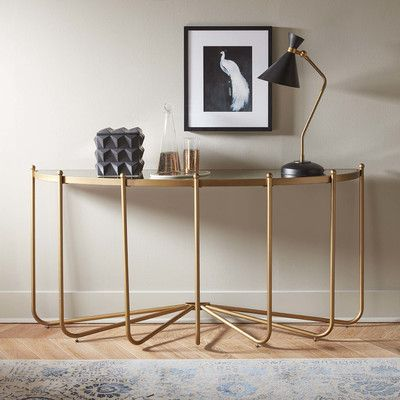 Mercer41 Stourbridge Console Table