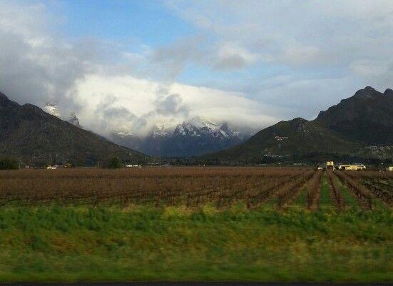 """""""Worcester, South Africa - snow"""" whoa...I WANNA BE THERE SOOOOOOO BAAADDDDD :'("""