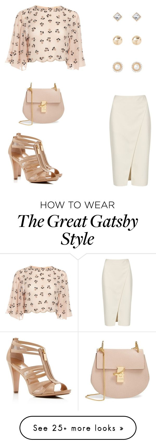 """Sophisticated"" by destinyl734 on Polyvore featuring Acne Studios, MICHAEL Michael Kors, Forever 21 and Chloé"