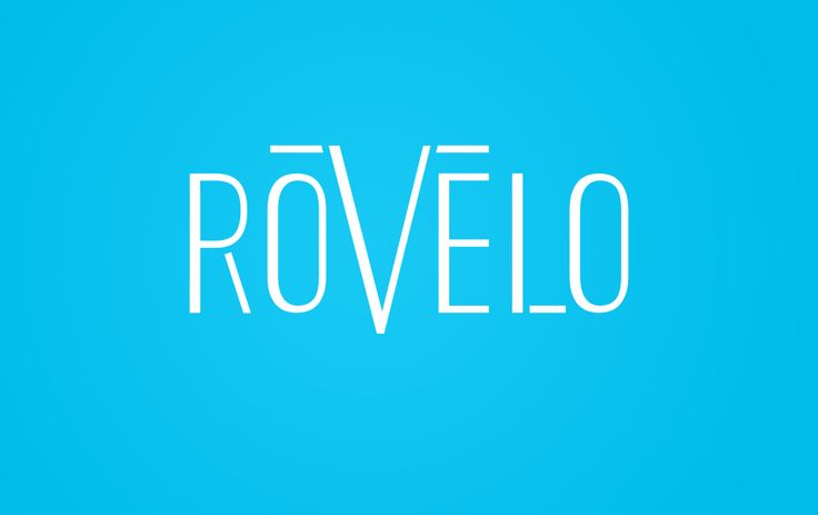 Rovelo #logo #logotype #design #symbol #pleo
