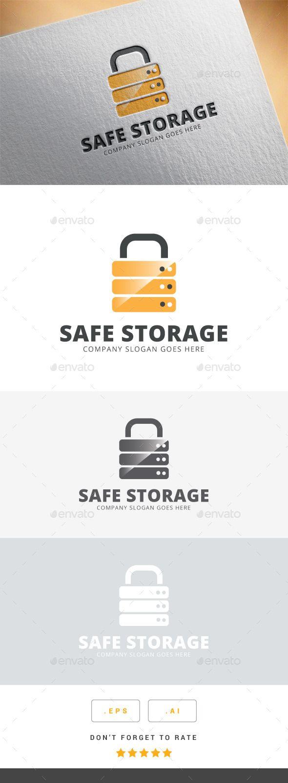Safe Storage Logo
