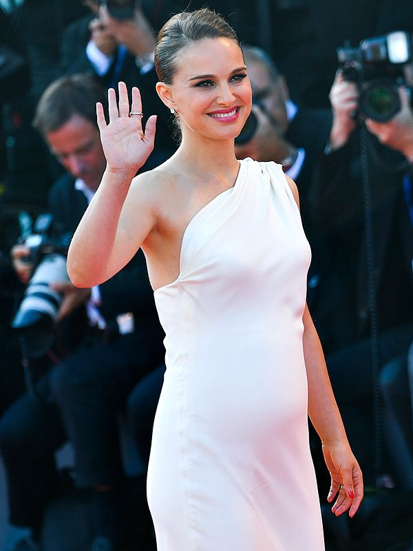 Natalie Portman Is Expecting Her Second Child