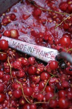 Red Currant Jam recipe