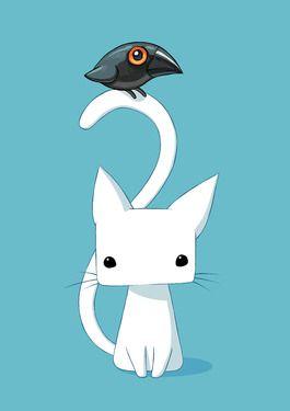 "Indrė Bankauskaitė - ""Cat and Raven"""