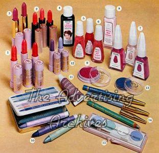 Rimmel Cosmetics, 1970s | Rimmel | Cosmetics, vintage Makeup, 1970s makeup