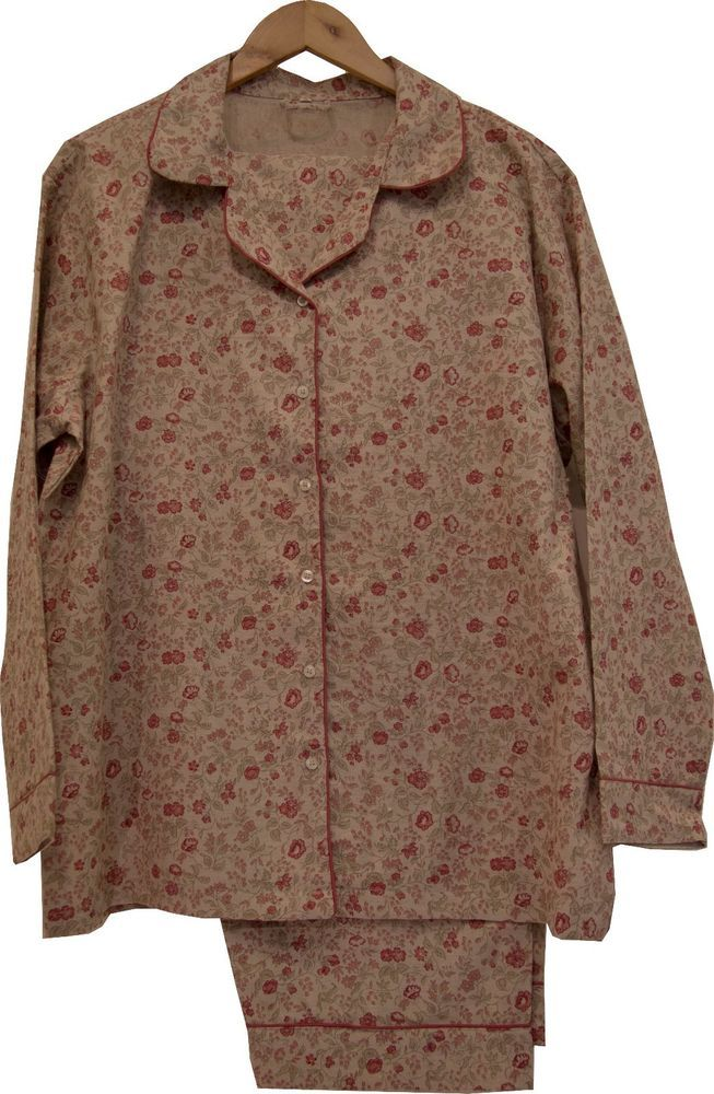 Angel Chambrey: 100% Cotton Women's Pajamas