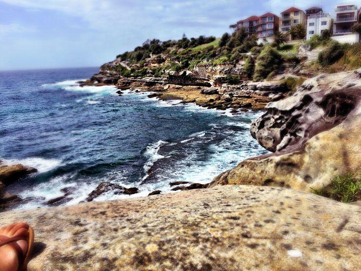 Coastal Walk @ Bondi Beach (Sydney NSW)