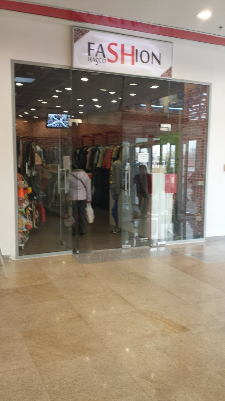 fatada magazin - Auchan Vitan