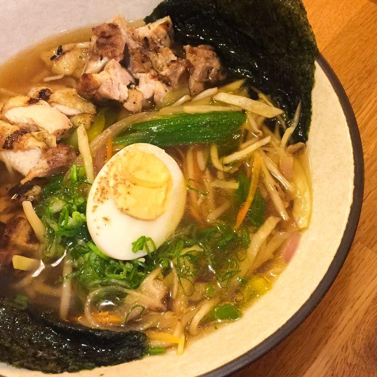 Ramen @ Hana Sushi (Japanese Restaurant)