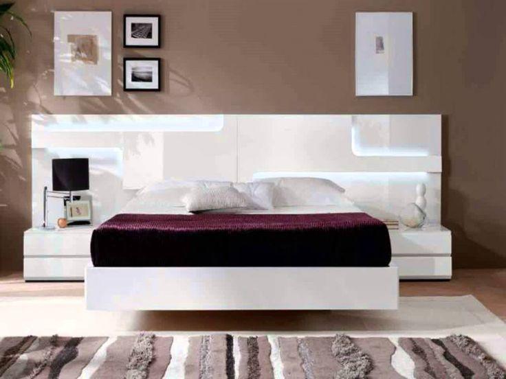 Shiny White Bedroom Furniture