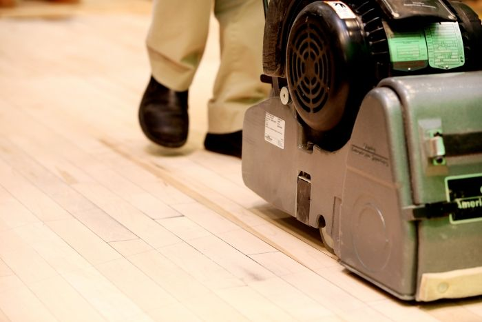 Cost to refinish floors