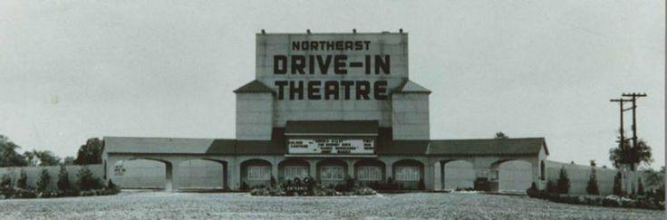 Northeast Drive In Theatre Victoria Park And Sheppard Avenue C1970 Toronto Drive In Theater Victoria Park Old Toronto