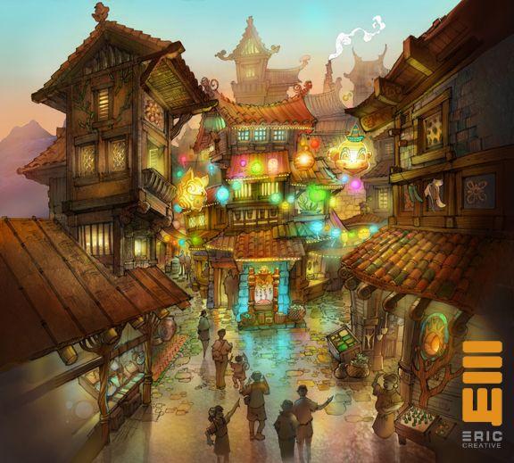 521 Best Images About Theme Park Concepts On Pinterest