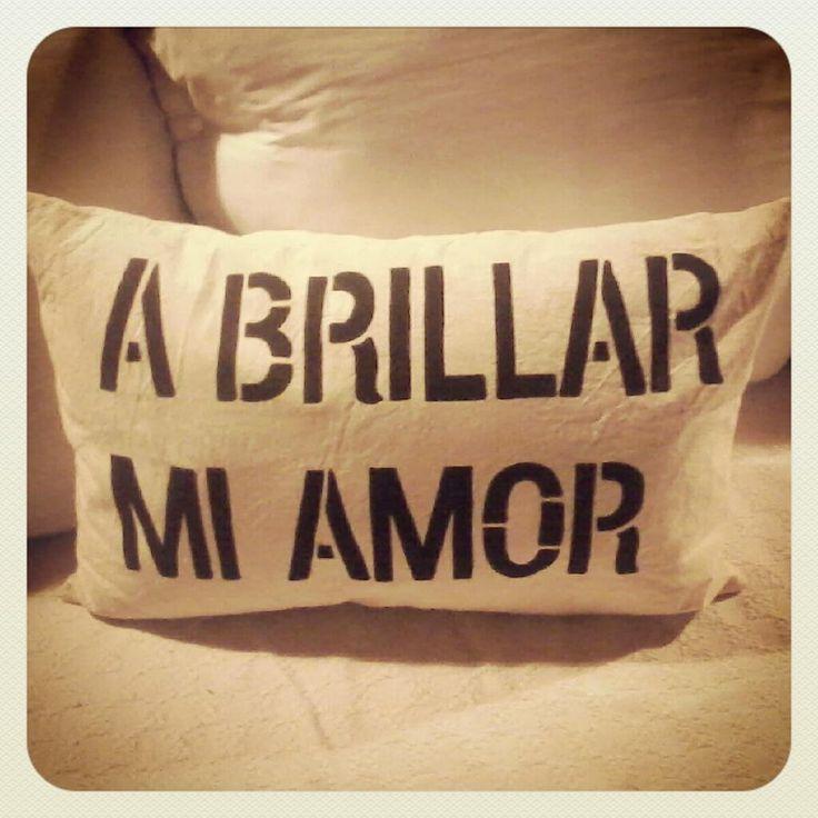 A brillar mi amor, $120 en http://ofeliafeliz.com.ar