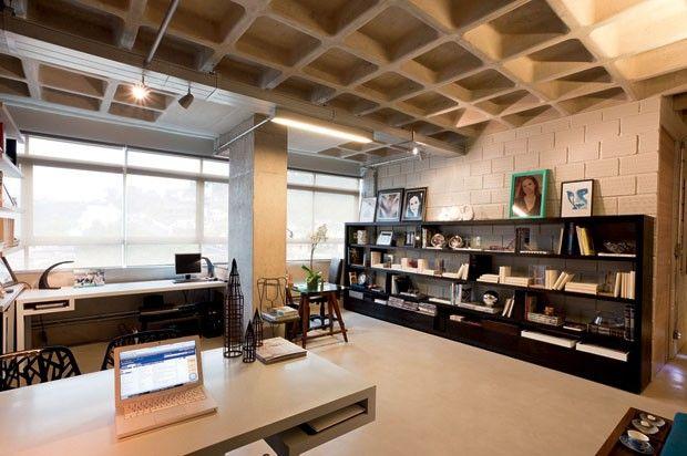 Apartamento da arquiteta Myrna Porcaro