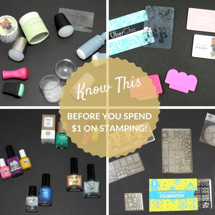 Stamping 101: Find the best products for your nails! Learn who makes the best stamping plates, best stampers or best stamping polishes. And discover my coveted favorites. The answers are a click away!!