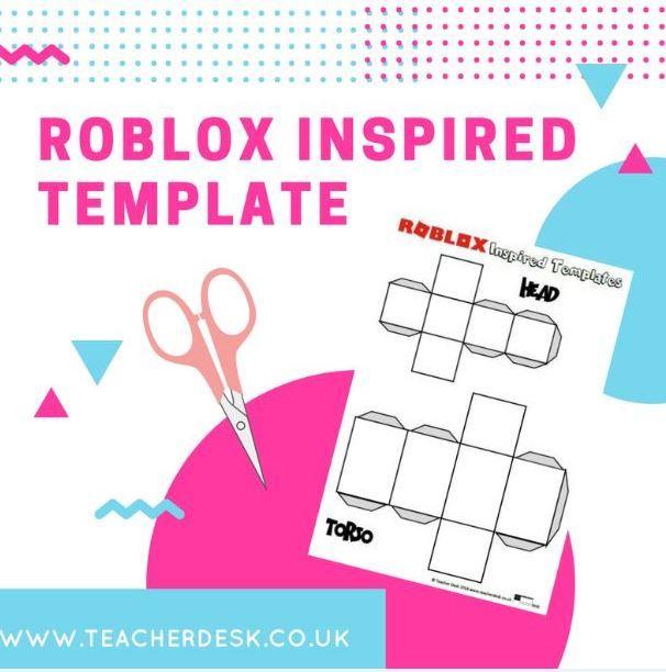 Roblox Inspired Templates Teacher Desk Www Teacherdesk Co Uk Art