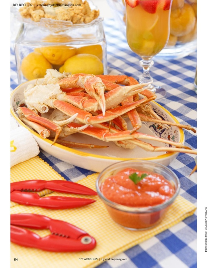 how to make butter sauce for crab legs