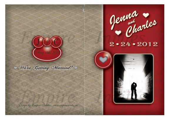 66 best Wedding Invitations images – Custom Wedding Invitations Canada