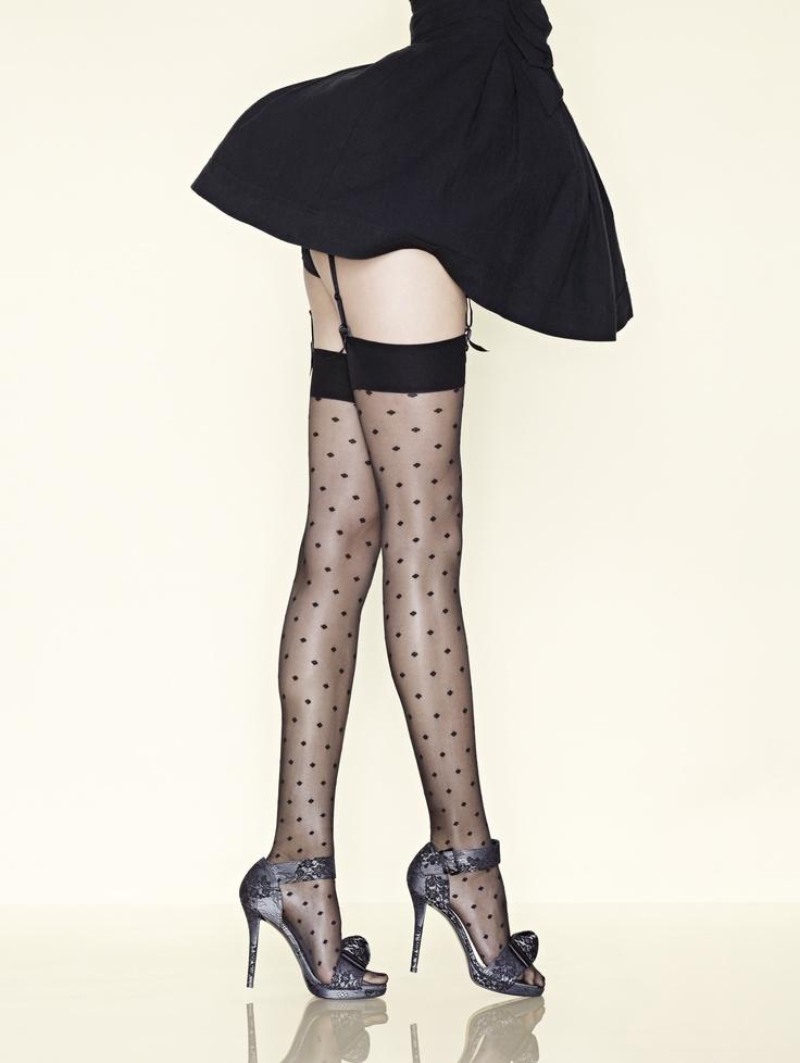 GERBE Bas PARISIENNE Stockings