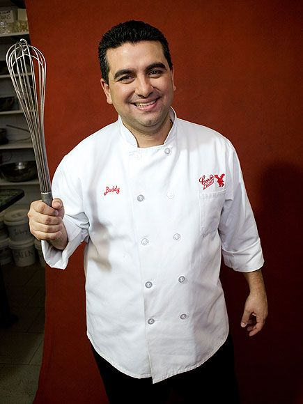 How Cake Boss Buddy Valastro Stays Postive About His Mom's #ALS Battle