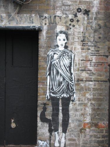 londonNeighborhood Finding, Street Art