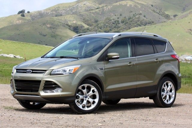 2018 ford escape rumors and release date. Black Bedroom Furniture Sets. Home Design Ideas