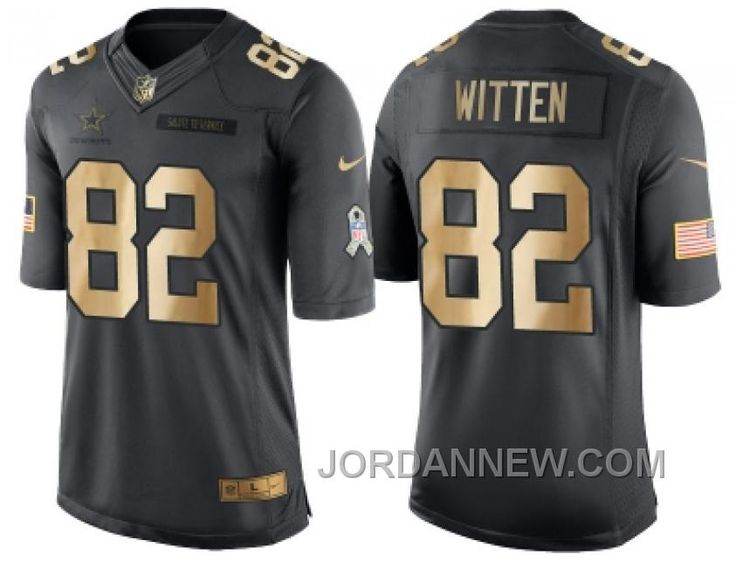 9425f7225 ... Game Jersey Womens Dallas Cowboys Jason Witten Nike Olive Salute to  Service Limited Jersey httpwww.jordannew.comnike-dallas-cowboys-82-jason- witten ...