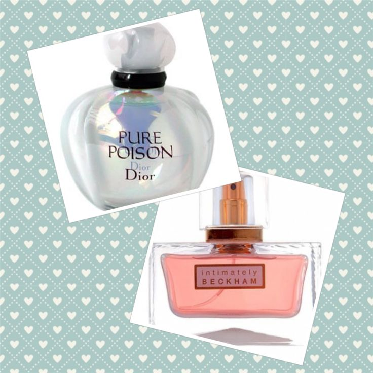 Dior pure poison ... Smells like... Intimately beckham for her perfume.