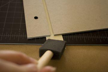 Anne Grantski - Day to Day - DIY Screw PostBinding. How to make your own screw post portfolio