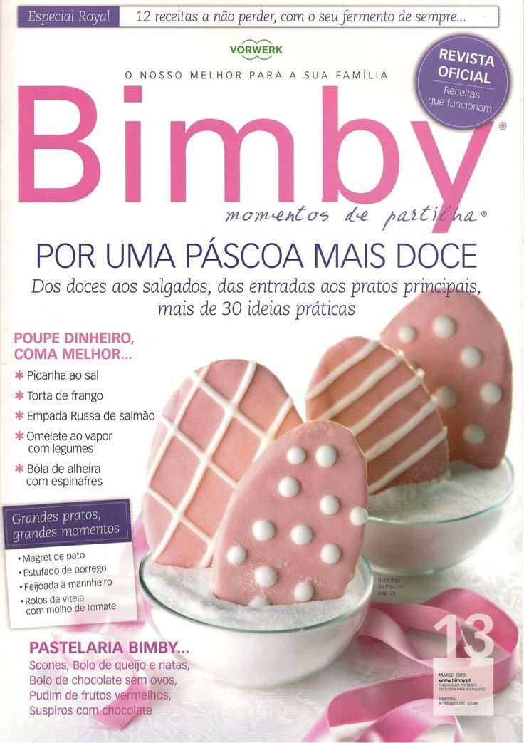 Revista Bimby março 2010