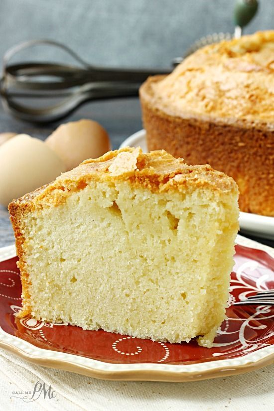 Recipe for Whipping Cream Pound Cake from callmepmc.com