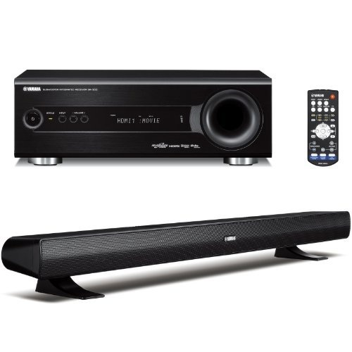 Yamaha YHT-S400BL Home Theater System: http://www.amazon.com/Yamaha-YHT-S400BL-Home-Theater-System/dp/B002ZG7WIA/?tag=free4idea-20
