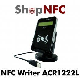 ACR1222L NFC Writer with LCD