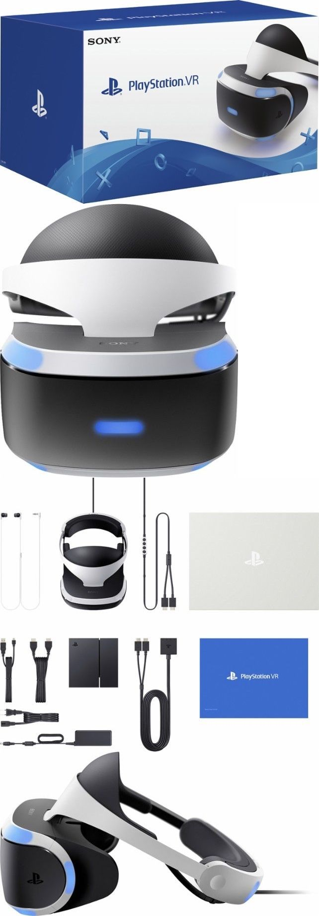 PC and Console VR Headsets: Playstation Vr Headset - Sony Virtual Reality For Ps4 (New Retail Sealed Box) -> BUY IT NOW ONLY: $374.99 on eBay!