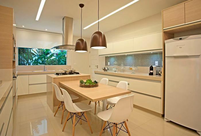 6 dicas para fazer uma cozinha com ilha funcional - ProCompra - Orçamentos para os seus projetos