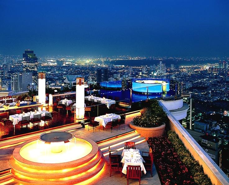 Sirocco & Sky Bar - Bangkok