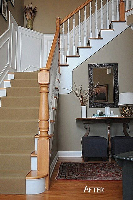 Room RX: Staircase And Foyer Makeover