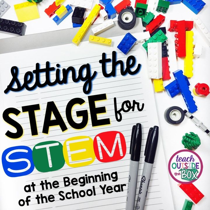 ***This post contains affiliate links for Amazon. By purchasing an item on the Amazon site using these links, I will receive a small commission on your purchase.*** I am often asked how to get started with STEM in the elementary classroom, and the beginning of the school year is the perfect time to dive in …